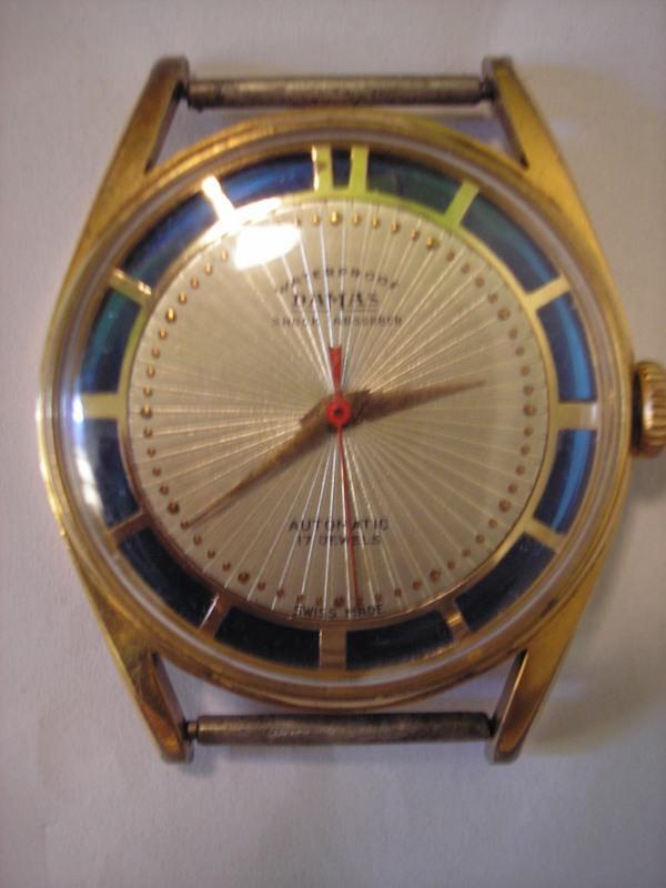 Švýcarské náramkové hodinky - automaty. » Sběratel.com » Starožitnosti 45ee1546fe7