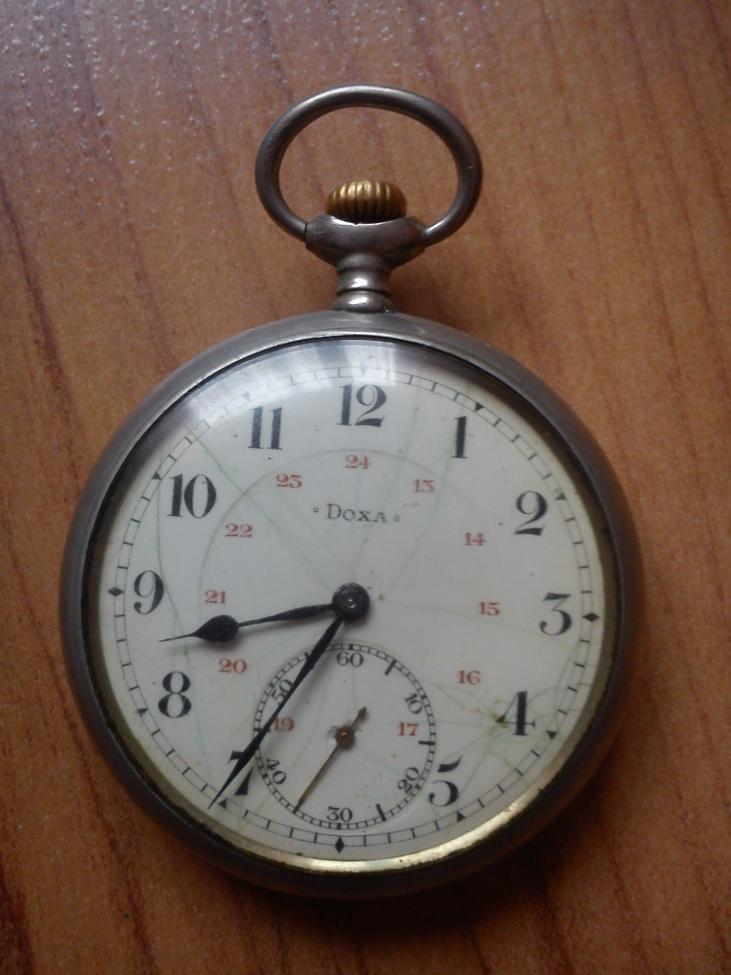 Vreckové hodinky DOXA » Sběratel.com » Starožitnosti c07501d6100