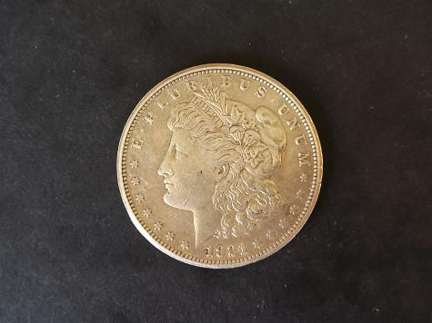 MORGAN 1 DOLLAR